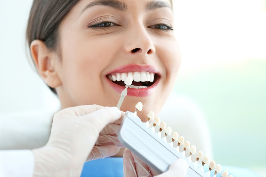Dental Treatment, aesthetic treatment